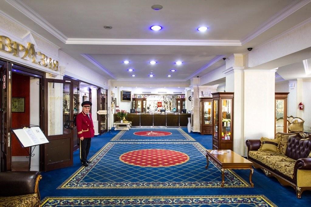 Липецк, гостиничный комплекс - №1