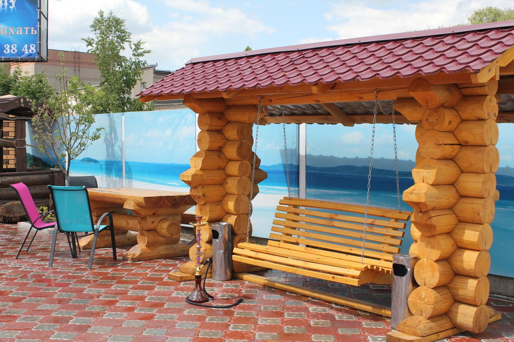 К Баклану - отдых по новому, коттеджный комплекс - №1